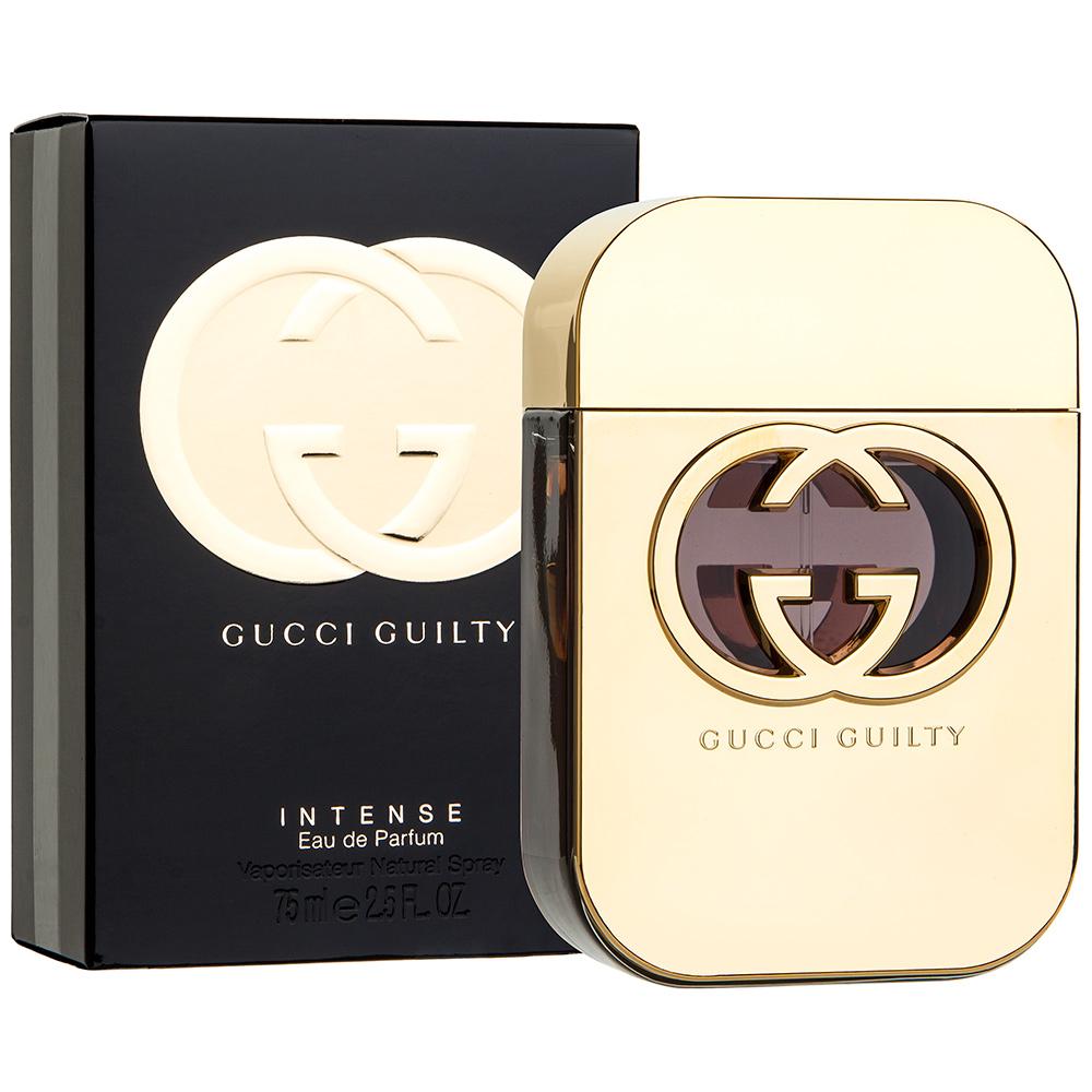 d9ce8aa69711 Gucci Guilty Intense Eau de Parfum Spray 2.5oz/75ml - Scentsbar.com