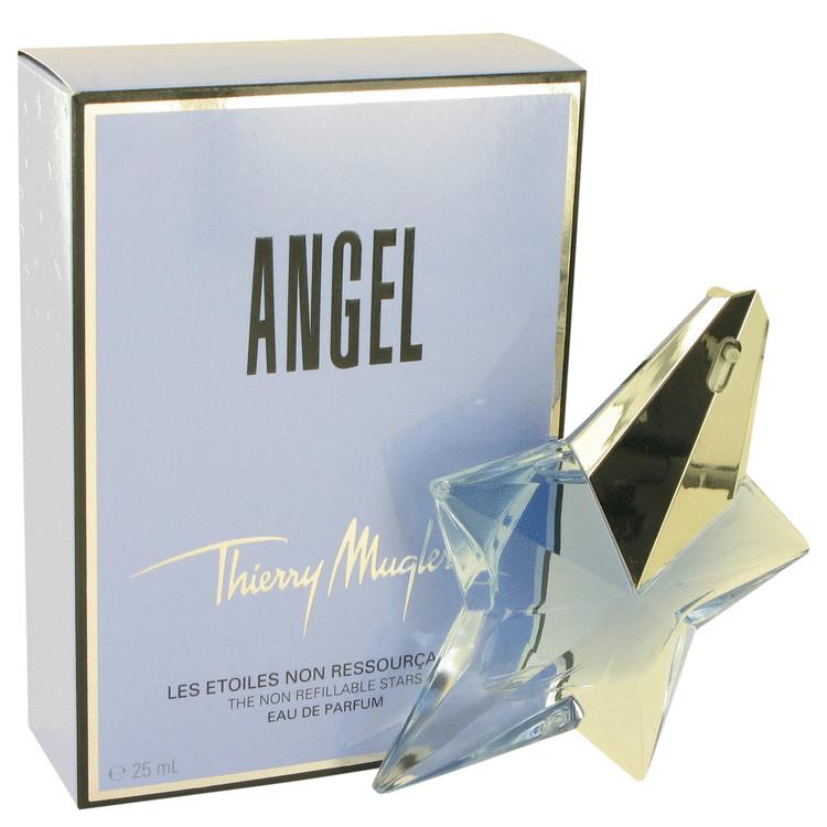 Angel Eau De Parfum Spray 08oz25ml Scentsbarcom
